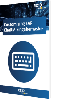 Customizing SAP ChaRM Eingabemaske