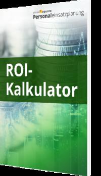 Unser Whitepaper zur Personaleinsatzplanung ROI Kalkulator