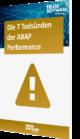 Unser Whitepaper zum Thema Die 7 Todsünden der ABAP Performance