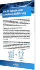 Unser Whitepaper zu den 10 Geboten einer Salesforce-Einführung