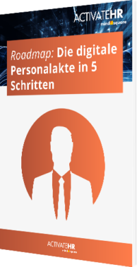 Digitale Personalakte in 5 Schritten