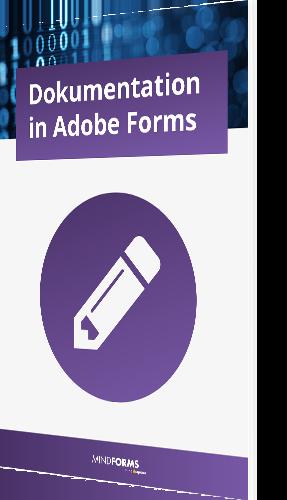 Dokumentation in adobe forms