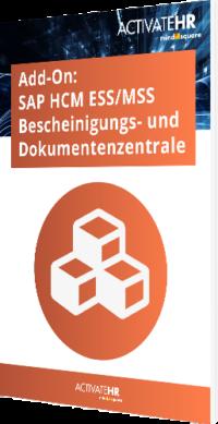 ESS/MSS Bescheinigungs und Dokumentenzentrale