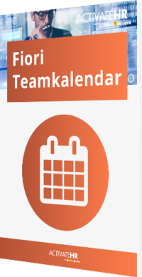Fiori Teamkalendar
