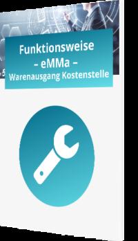 Unser Whitepaper zum Thema Funktionsweise - eMMa - Warenausgang Kostenstelle