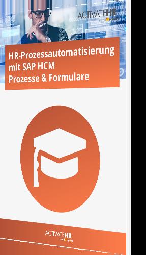 HR-Prozessautomatisierung mit SAP HCM Prozesse & Formulare