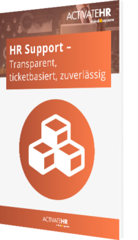 HR Support - Transparent, ticketbasiert