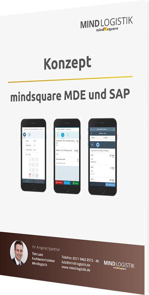 Einführung von mobiler Datenerfassung mit SAP Fiori.