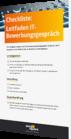 Unsere Checkliste für ein IT-Bewerbungsgespräch