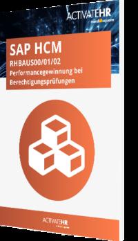 RHBAUS00_01_02 Performancegewinnung bei Berechtigungsprüfungen