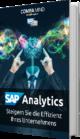 Unser E-Book zum Thema SAP Analytics