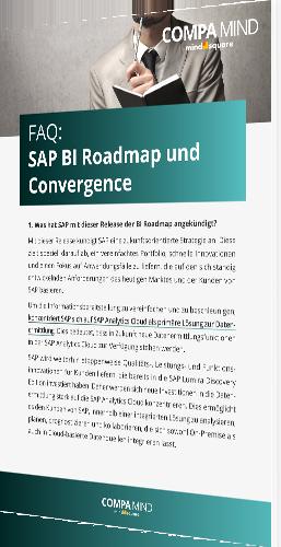SAP BI Roadmap und Convergence