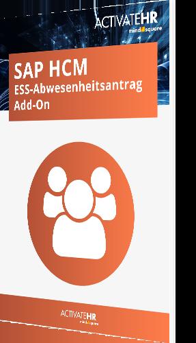 SAP HCM ESS-Abwesenheitsantrag Add-On