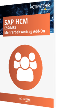 SAP HCM ESS MSS Mehrarbeitsantrag Add-On