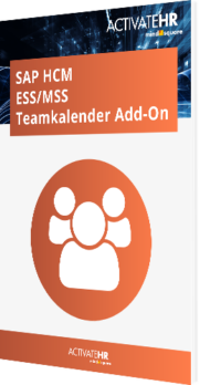 SAP HCM ESS MSS Teamkalender Add-On