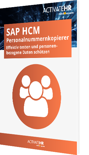 SAP HCM Personalnummernkopierer