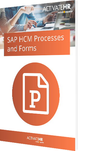 SAP HCM Processes and Forms