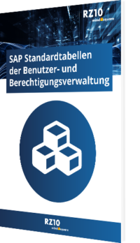 SAP Standardtabellen