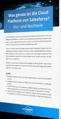Salesforce IDE im aktuellen Überblick (Vor- und Nachteile)