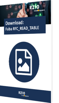 Unser Whitepaper zum Thema Fuba RFC_READ_TABLE