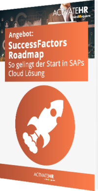SuccessFactors Roadmap
