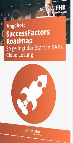 SuccessFactors Roadmap