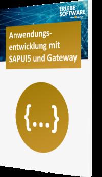 Unser Whitepaper zum Thema Anwendungsentwicklung mit SAPUI5 und Gateway