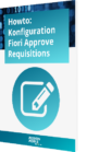 Unser Howto: Konfiguration Fiori Approve Requisitions