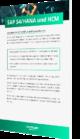 SAP S4/HANA und HCM