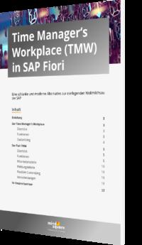 TMW in SAP Fiori