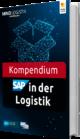 Buchgrafik E-Book SAP in der Logistik