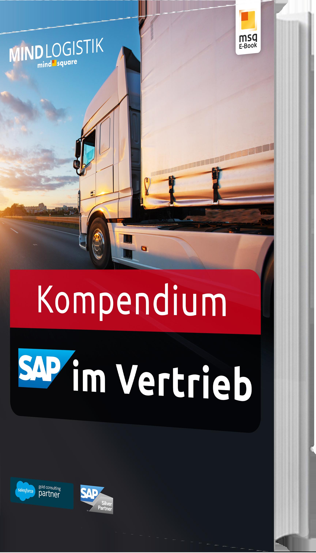 Buchgrafik E-Book SAP im Vertrieb