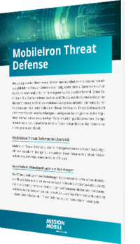 MobileIron Threat Defense