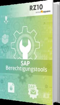 Unser E-Book zum Thema SAP Berechtigungstools