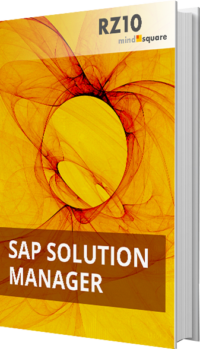 Unser E-Book zum Thema SAP Solution Manager