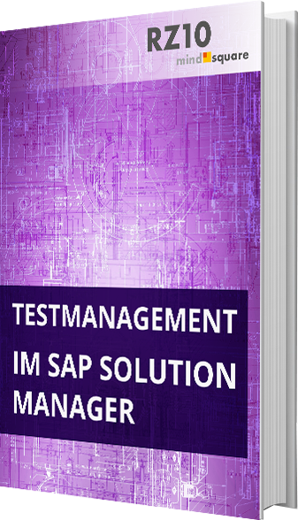 E-Book Testmanagement im SAP Solution Manager