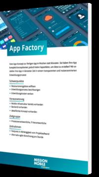 Unser Whitepaper zum Thema App Factory