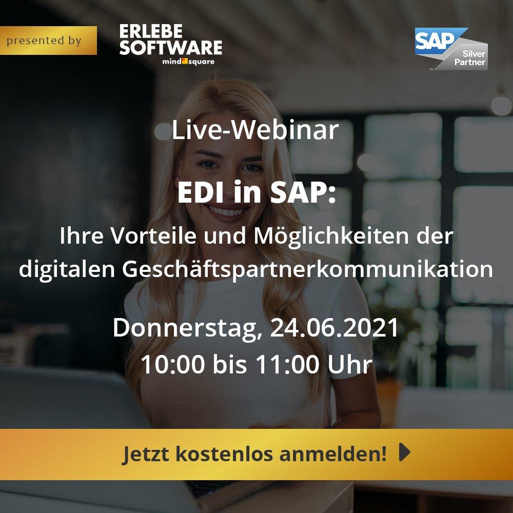 EDI in SAP: Ihre Vorteile und Möglichkeiten der digitalen Geschäftspartnerkommunikation