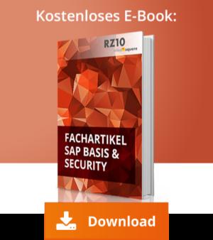Fachartikel SAP Basis und Security