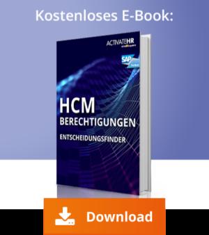 HCM Berechtigungen