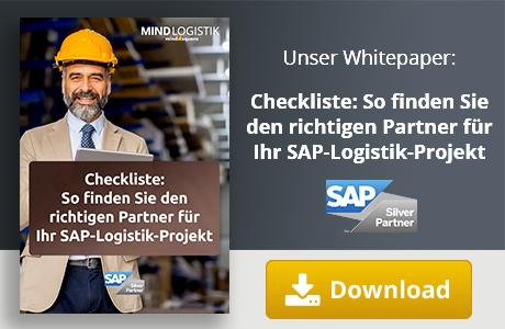 Unser Whitepaper: Checkliste: So finden Sie den richtigen Partner für Ihr SAP Logistik Projekt