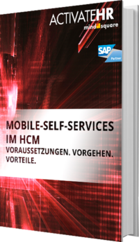 E-Book Mobile Self Services im HCM