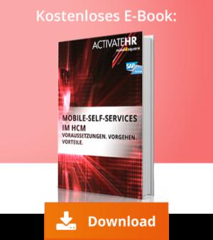 Mobile-self-services im HCM