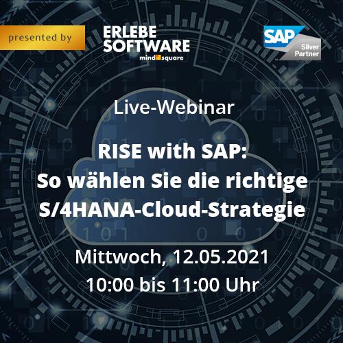 RISE with SAP: So wählen Sie die richtige S/4HANA-Cloud-Strategie