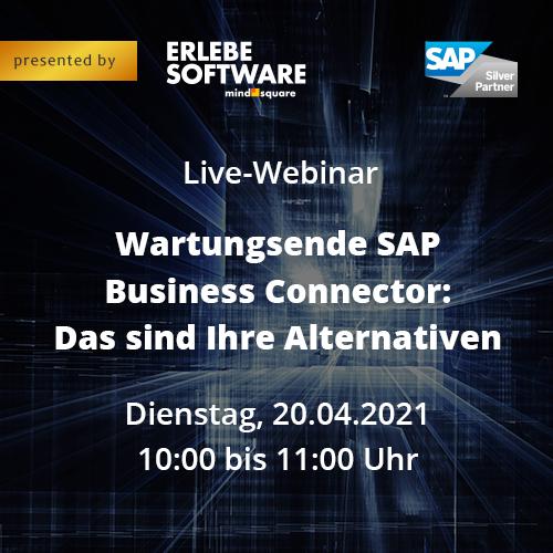 Wartungsende SAP Business Connector: Das sind Ihre Alternativen