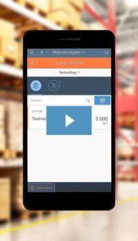 SAP MM App