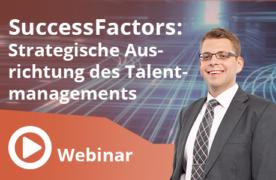 SuccessFactors: Strategische Ausrichtung