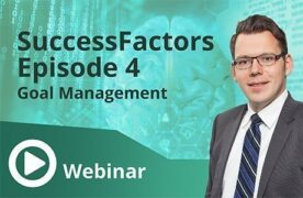 Unser Webinar zum Thema SuccessFactors Episode 4