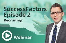 Unser Webinar zum Thema SuccessFactors Episode 2