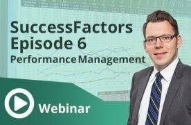 Unser Webinar zum Thema SuccessFactors Episode 6